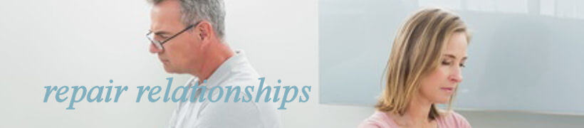 repair relationships with hypnotherapy