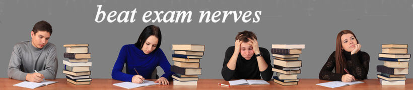 beat exam nerves with hypnotherapy